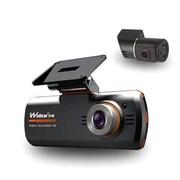 沃能 D10 行车记录仪高清夜视 双镜头超广角360 夜视标配+16G