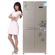 韩电 BCD-386DCV4 386L家用对开多门冰箱 大容量软冰冻室节能电冰箱