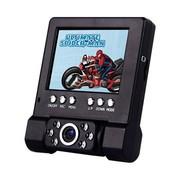 漫威 蜘蛛侠 高清行车记录仪 高清720P广角无盲区夜视不漏秒2.8寸屏 锁视频 标配加16G卡