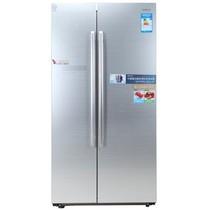 帝度 BCD-603WDG 603升 对开门冰箱(瑞丝银)产品图片主图