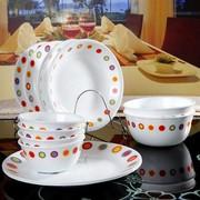 康宁 CORELLE 12头圆舞曲系列玻璃餐具套装12-HD-2/CN