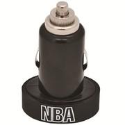 NBA {}专业车载充电器 单口 3插头 1000毫安 黑色