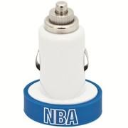 NBA {}专业车载充电器 单口 3插头 1000毫安 蓝色