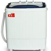 康佳 XPB35-3178S 3.5公斤 半自动儿童洗衣机 (白色)