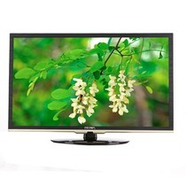 乐华 LED24C310A 24英寸 LED液晶电视 USB+HDMI液晶显示器(黑色)产品图片主图