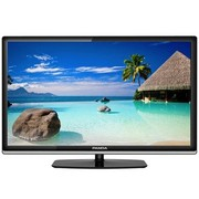 熊猫 LE24M18 24英寸 窄边全高清LED液晶电视(黑色)
