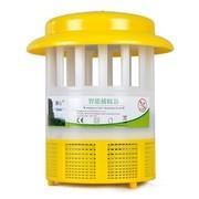狮山 JW-1002 智能捕蚊器 灭蚊器(黄色) 3LED升级版