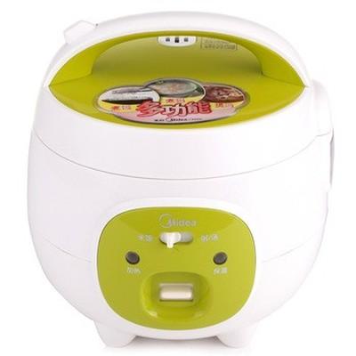 美的 WYN161 1.6L 玲珑小巧 多功能电饭煲产品图片1