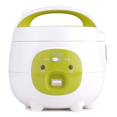 美的 WYN161 1.6L 玲珑小巧 多功能电饭煲产品图片2