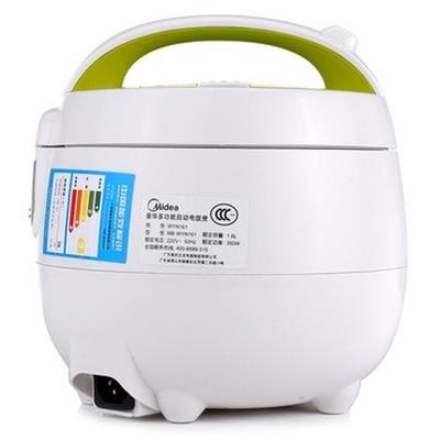 美的 WYN161 1.6L 玲珑小巧 多功能电饭煲产品图片4