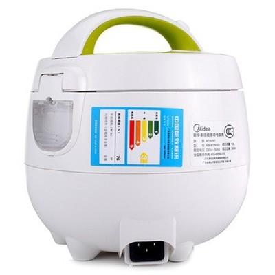 美的 WYN161 1.6L 玲珑小巧 多功能电饭煲产品图片5