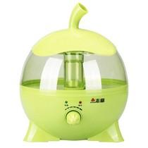 志高 JSQ107-J18 超声波加湿器 超大雾量 3.8L超大水箱 超静音加湿 创意苹果绿产品图片主图