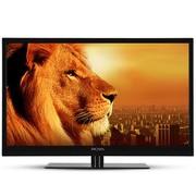 乐华 LED32C560 32英寸超窄边高清节能USB流媒体电视 (黑色)