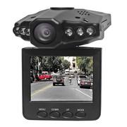万臣 GND-S608 LED补光灯 高清1080P超广角夜视行车记录仪 小巧方便