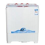 现代 XPB60-2188 6公斤半自动双缸洗衣机(白色)