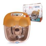泰昌 红 自动按摩洗脚盆按摩器足浴盆泡脚盆足浴器气血养生机 TC-5097