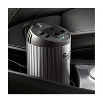 英才星 高欣 200w交流电供电器车载逆变器 150W无氧吧USB0.5A产品图片主图