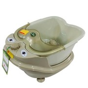 其他 兆福分体式蒸汽加热足浴盆 双上盆 ZF-TYB6066