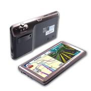 新科 7寸多功能GPS导航仪FD770行车记录仪固定流动测速支持倒车影像 一体机