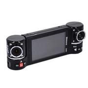 新科 D23D行车记录仪驻车监控双镜头全方位记录
