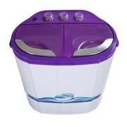 扬子 (YANGZ)XPB40-688S 4公斤半自动双缸洗衣机(紫色)