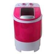 扬子 (YANGZ)XPB45-688 4.5公斤半自动波轮洗衣机(红色)