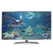 三星 UA50ES6900J 50英寸超窄边3D网络LED电视(银色)
