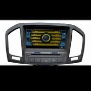 其他 卡仕达D106平台 别克新君威 专车专用车载DVD导航一体机CA3666G  导航+前后可视包安装
