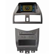 卡仕达 本田第七代雅阁 专车专用车载DVD导航一体机CA3685G 导航+后视+包安装