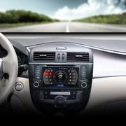 其他 卡仕达领航系列 日产骐达 专车专用车载DVD导航一体机CA284-T  导航+前后可视包安装