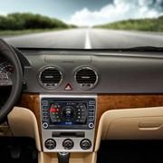 其他 卡仕达领航系列 大众11款朗逸高配 专车专用车载DVD导航一体机CA227-TA  导航+前后可视包安装
