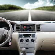 其他 卡仕达 丰田花冠导航 专车专用领航系列车载DVD导航一体机CA019-T  导航+前后可视包安装