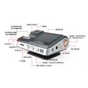 摩赛克 行车记录仪 双镜头高清广角夜视 汽车车载监视器行车记录仪 MX700 送32G卡