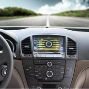 其他 卡仕达D106平台 别克新君威 专车专用车载DVD导航一体机CA3666G  导航+前后可视
