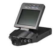 雅美达 行车记录仪AP5000T实用型标清录影 流畅不漏秒 120度广角 红外夜视补光经济 单机+16G卡