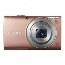 佳能 A4000 IS 数码相机 粉色(1600万像素 3英寸液晶屏 8倍光学变焦 28mm广角)产品图片主图