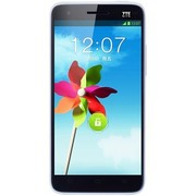 中兴 Grand S 雅典娜 V988 3G手机(白色)WCDMA/GSM