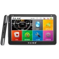 华创e路航 X20豪华版汽车GPS导航仪内置蓝牙支持倒车影像接入 黑色 内4G产品图片主图