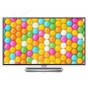 海尔 K42U7000P 42英寸窄边3D网络智能LED电视(银色)