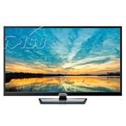 海尔 LD39U6000 39英寸窄边3D网络智能LED电视(黑色)