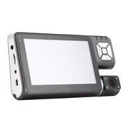 沃能 A10 行车记录仪 GPS导航仪 电子狗一体机【热卖年货】 标配自带4G