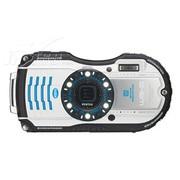 宾得 WG-3 数码相机 蓝色(1600万像素 3英寸液晶屏 4倍光学变焦 25mm广角)