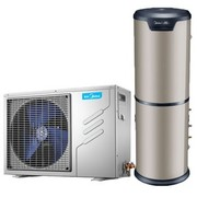 美的 RSJF-50/R-XP(E2) 靓泉 空气能热水器 复式楼专供 200L 空气能