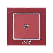 LVC 一位宽频电视插座 LVC6501C