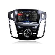 其他 卡仕达领航系列 福特新福克斯 专车专用车载DVD导航一体机CA309-T  导航+前后可视包安装