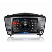 其他 卡仕达领航系列 现代IX35低配 专车专用车载DVD导航一体机CA108-T