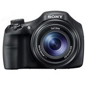 索尼 HX300 数码相机 黑色(2040万像素 3英寸液晶屏 50倍光学变焦 24mm广角)