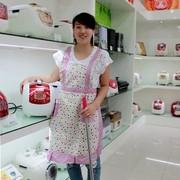 其他 韩式新式涤棉面料时尚公主围裙先到先得