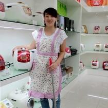 其他 韩式新式涤棉面料时尚公主围裙先到先得产品图片主图