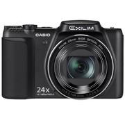 卡西欧 ZS220 数码相机 黑色(1610万像素 3英寸液晶屏 24倍光学变焦 25mm广角)